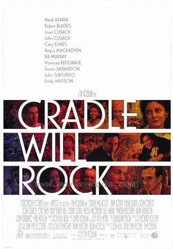 Cradle with Rock