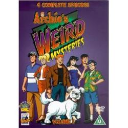 Archies weird mysteries