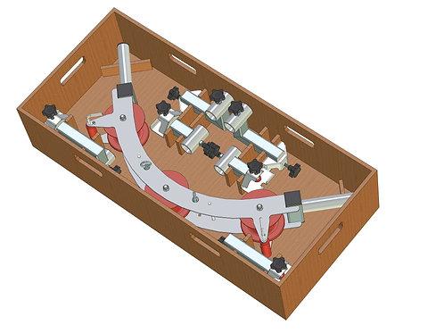 Transport box CTRB UNI 7580