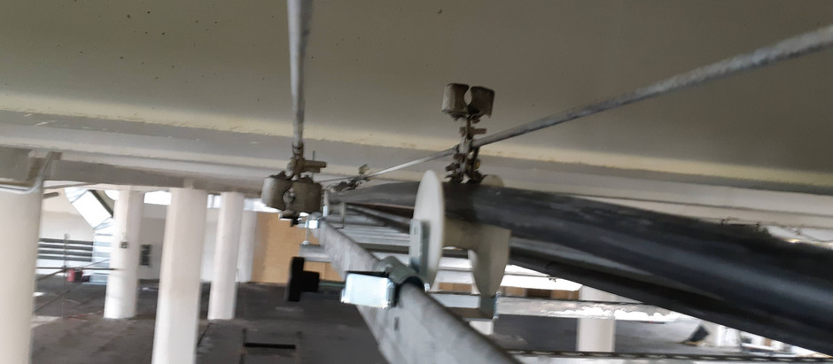 Zrychlení pokládání kabelů do žlabů !