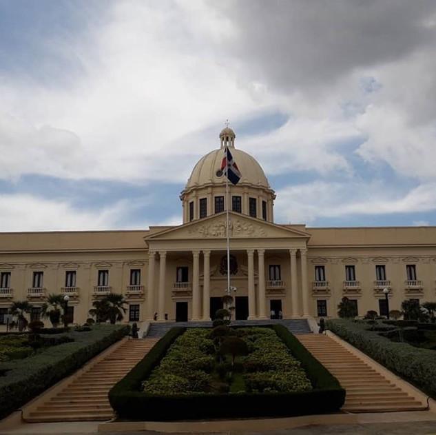 Prezidentský palác v Santo Domingo