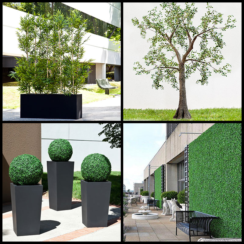 Artificial Plants And Trees And The Positive Impact