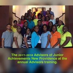 2017-2018 Advisors