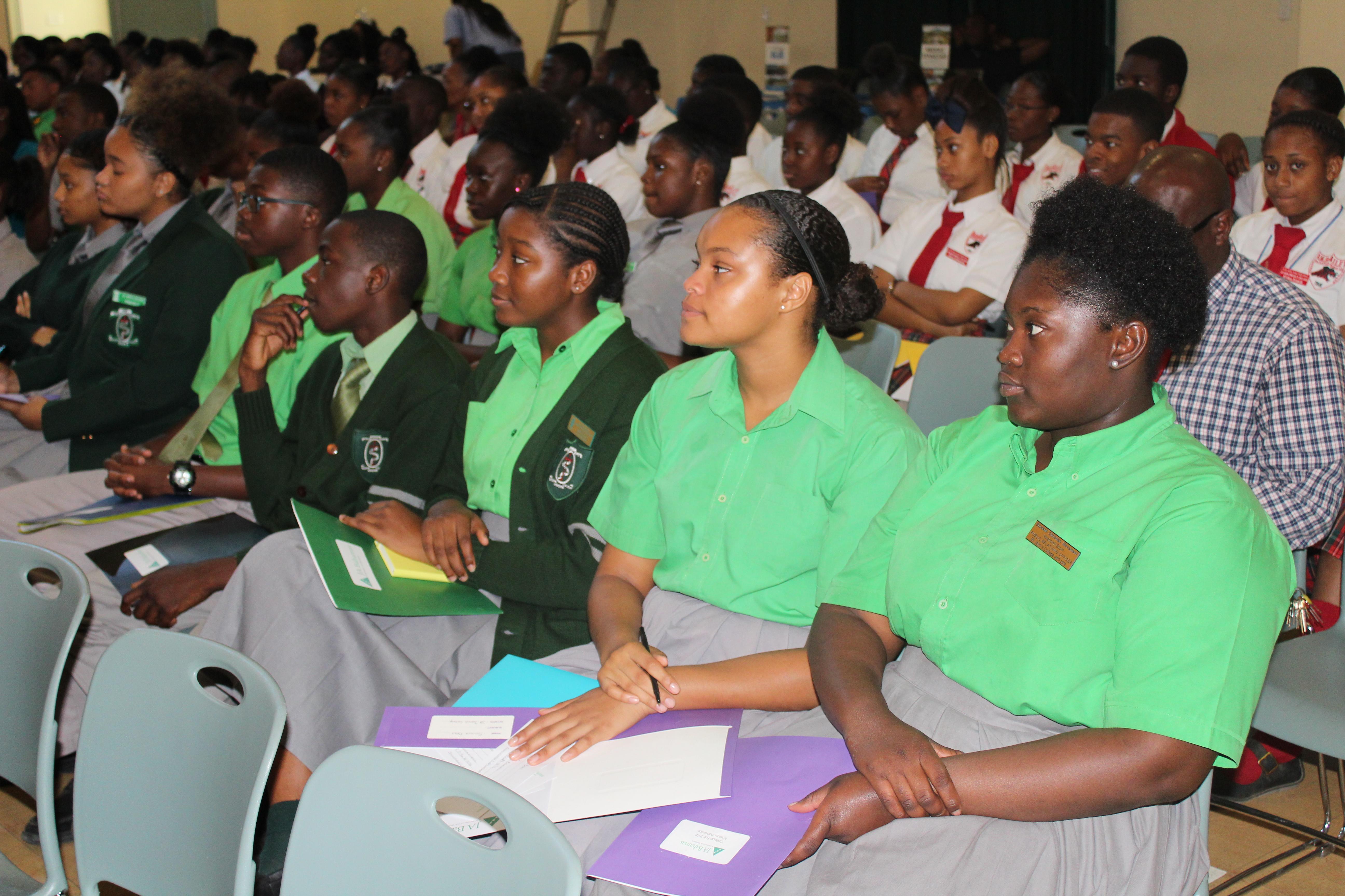 JA College Fair New Providence