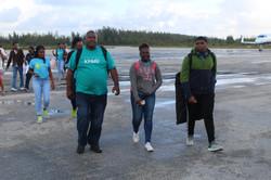 Airport Arrival #Bjac18