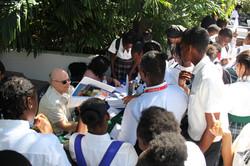 JA College Fair Eleuthera