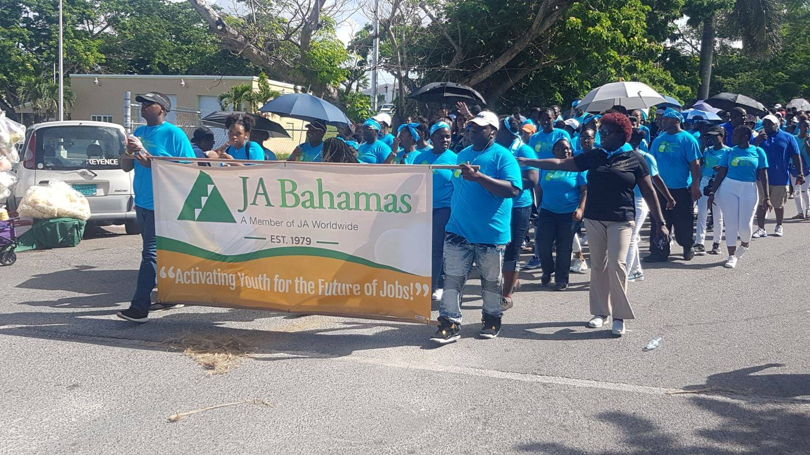 JA New Providence On Youth March 17