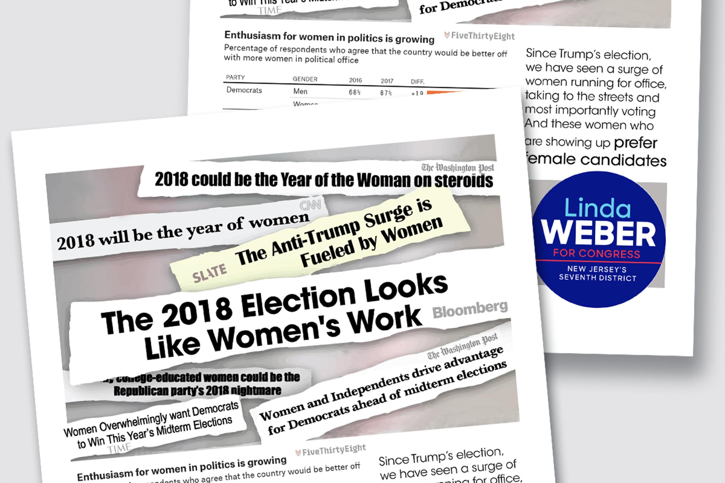 Linda Weber for Congress