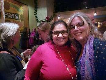 With the NJDSC ED Saily Avelenda
