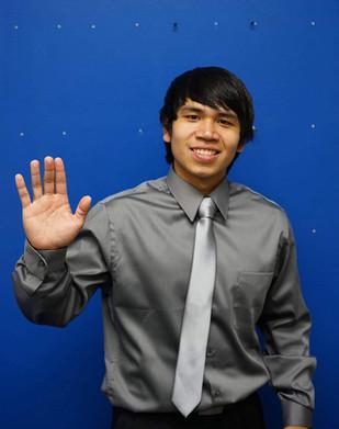 6. 2014 FYP Scholarship Winner Jan Gonza