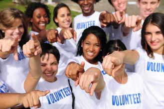 Become A Proud Volunteer
