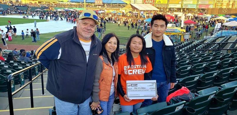 15. 2019 Scholarship Awardee Pui Ki Chan