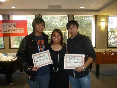 11. 2011 PATAK Series Scholarship Winner