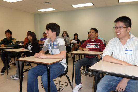 9. 2011 PATAK Series focusing on youth m
