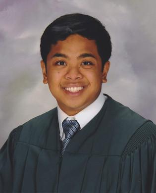 4. 2014 FYP Scholarship Winner Steven Za