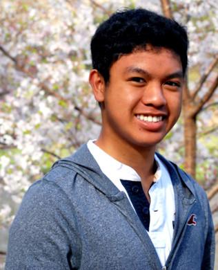3. 2014 FYP Scholarship winner Paul Alex