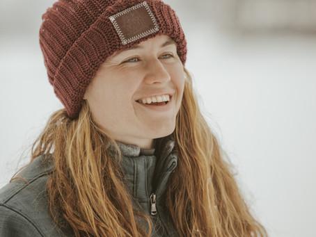 Snow Portrait Session