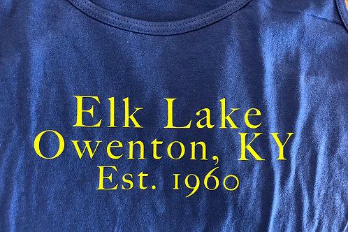 Elk Lake Women's Tank Tops