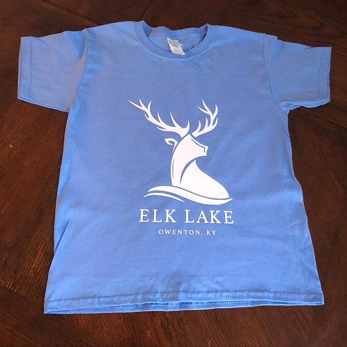 Youth Tee - Elk Lake