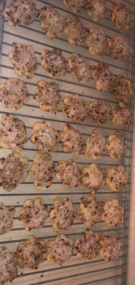 Czech Double Cookies