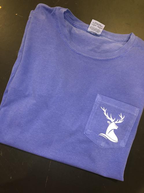 Elk Lake Comfort Colors Short Sleeve Tee