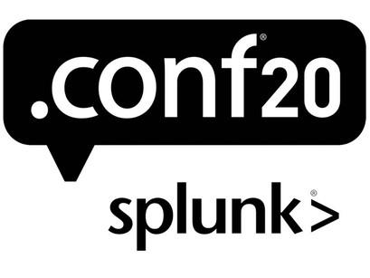 Splunk .conf 2020
