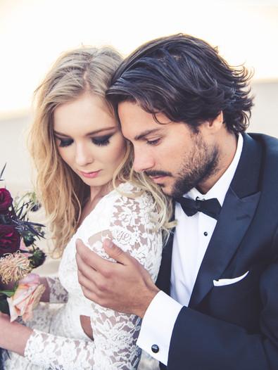 San Dunes Wedding details