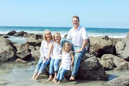 Coronado Family session