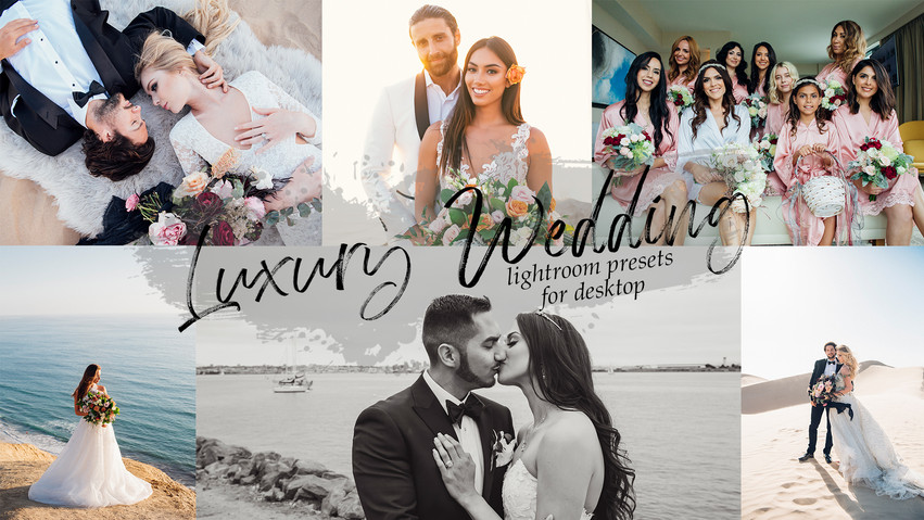 Wedding Presets for sale
