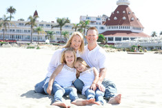 Coronado Family session