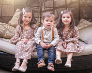 3 kids portrait