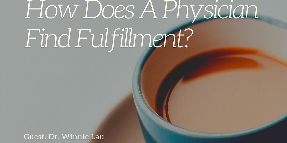 Fundamental Roots & Friends - How Does A Physician Find Fulfillment?