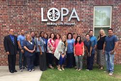 Louisiana Organ Procurement Agency - Aug 2016