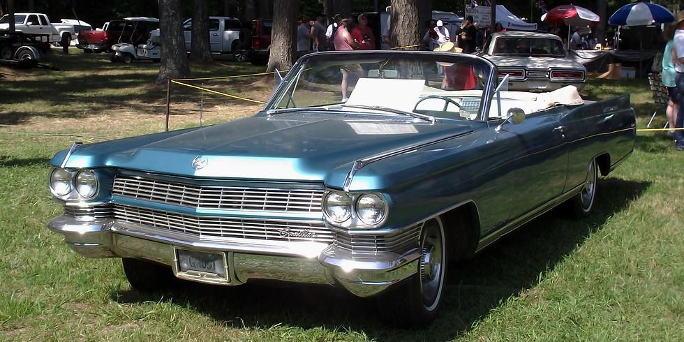 Antique Car Show 2021