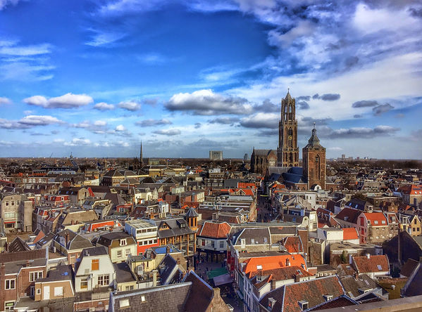 cathedral-square-in-utrecht-netherlands.