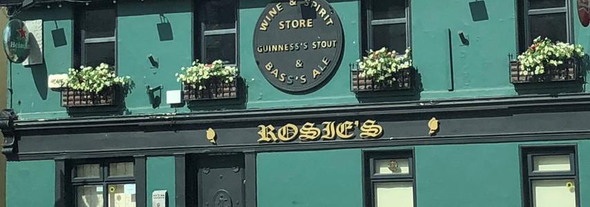 Rosie's Bar: Carrigaline, Co. Cork, Ireland