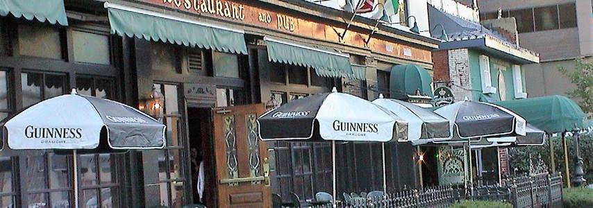The Dubliner: Washington, D.C. USA
