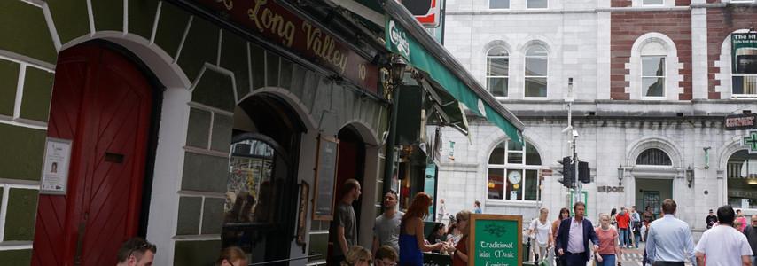 The Long Valley Bar: Cork, Ireland