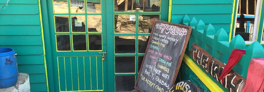 The Irish Pub, Namche Bazaar, Nepal
