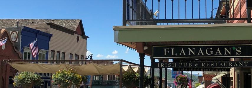 Flanagan's: Park City, Utah