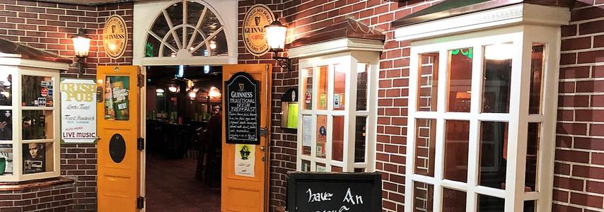 Irish Pub: Berlin, Germany