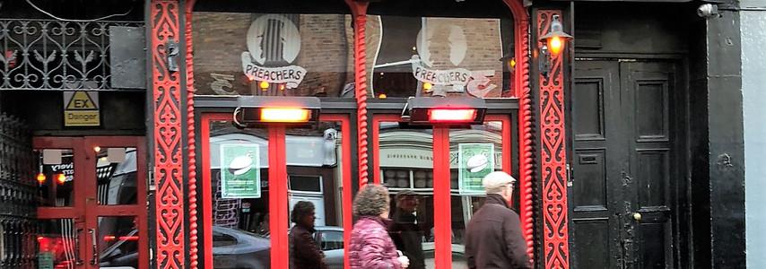 Preachers: Cork, Ireland
