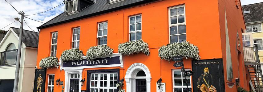 The Bulman Bar & Toddies: Summercove, Kinsale, Co. Cork, Ireland