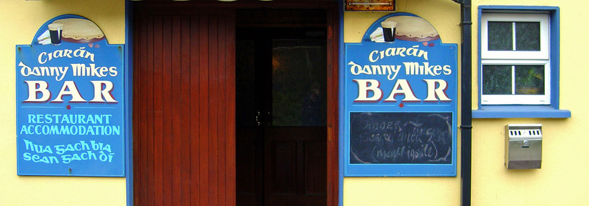 O'Drisceoil: Cape Clear Island, Ireland