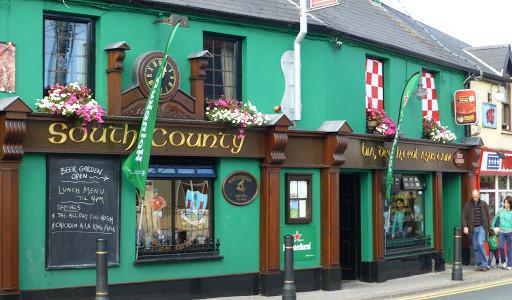 South South County Bar: Douglas, Cork, Ireland