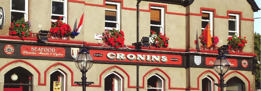 Cronin's: Crosshaven, Co. Cork, Ireland