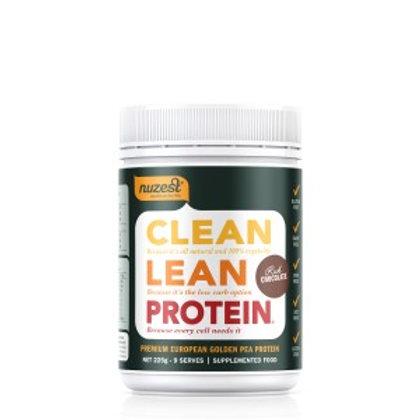 NuZest clean lean protein chocolate 225grams
