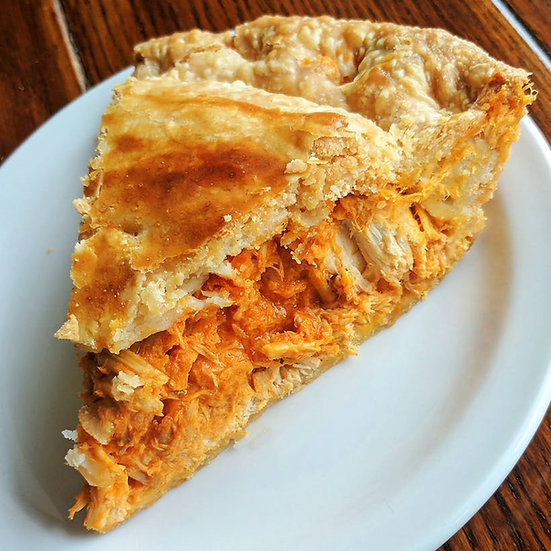 Buffalo Chicken Pie