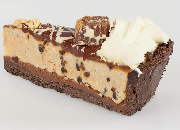Reece's Peanut Butter Pie