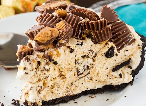 "9"" Reece's Peanut Butter Pie"